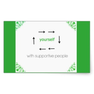 surround_yourself_sticker