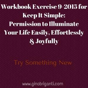Keep It Simple_Permission to IlluminateYour