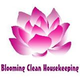 Blooming Clean logo