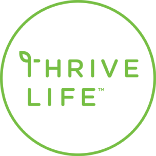 THRIVE leaf logo