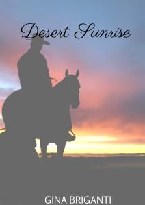 Desert Sunrise Kindle Cover