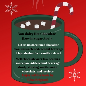 Non-dairy Hot Chocolate