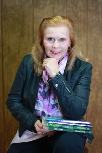 Sharon Ledwith Author Shot